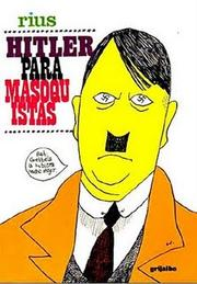 Cover of: Hitler para masoquistas by Rius.