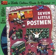 Cover of: Seven Little Postmen by Margaret Wise Brown