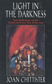 Cover of: Light in the darkness | Joan Chittister