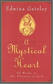 Cover of: A mystical heart | Edwina Gateley