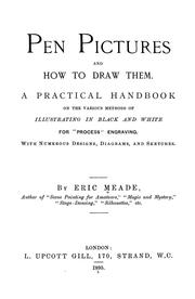 Cover of: Pen pictures and how to draw them by Eric Meade