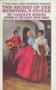 Cover of: The Secret of the Minstrel's Guitar | Carolyn Keene