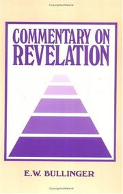 Cover of: Commentary on Revelation | Ethelbert William Bullinger