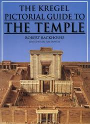 Cover of: The Kregel pictorial guide to the Temple by Robert Backhouse