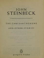 symbolism in john steinbecks the chrysanthemums Symbolism is john steinbeck's the chrysanthemums the chrysanthemums, one of john steinbeck's masterpieces, describes a lonely farmer's wife, elisa allen elisa allen's physical appearance is very mannish yet still allows a hint of a feminine side to peek through john steinbeck brings symbolism.