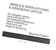 Cover of: Jingle's Open Kitchen & Dentistry Office | Maureen Paxton
