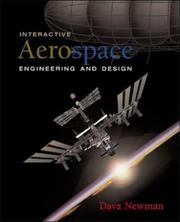 Cover of: Interactive Aerospace Engineering and Design | Dava Newman