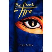 Cover of: The Book on Fire | Keith Miller