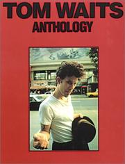 Cover of: Tom Waits Anthology by Tom Waits