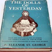 Cover of: The dolls of yesterday | St. George, Eleanor.