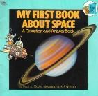 Cover of: My First Book About Space | Golden Books