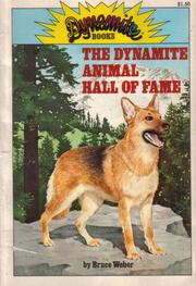 Cover of: Dynamite Animal Hall of Fame | Bruce Weber