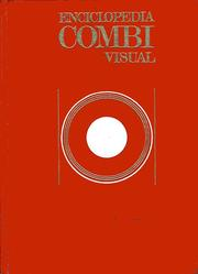 Cover of: Enciclopedia Combi Visual   10 vols | Sven Lidman