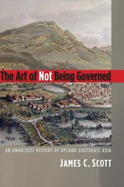 Book cover for Art of Not Being Governed