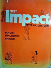 Cover of: First impact | Peter Watcyn-Jones