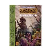 Cover of: Border Watch (Greyhawk Adventures Game Module) | Paul T. Riegel