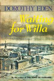 Cover of: Waiting for Willa | Eden, Dorothy