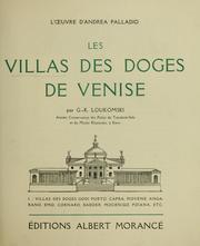 Les villas des doges de Venise