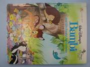 Cover of: Walt Disney's Bambi and His Forest Adventures by Golden Books
