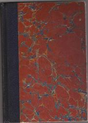 Cover of: The avenue and other verses by Victor Scholderer