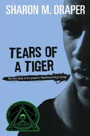 Cover of: Tears of a Tiger | Sharon Draper