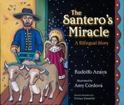 Cover of: The Santero's Miracle | Rudolfo Anaya