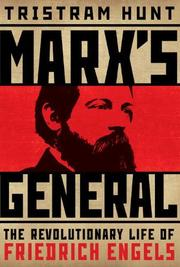 Cover of: Marx's general by Tristram Hunt