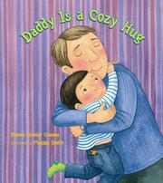 Cover of: Daddy is a cozy hug | Rhonda Gowler Greene