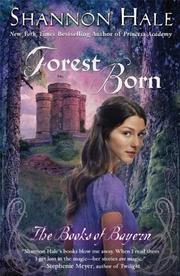 Cover of: Forest Born | Shannon Hale