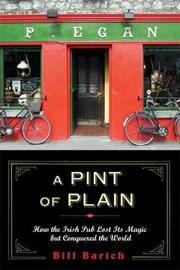 Cover of: A pint of plain by Bill Barich