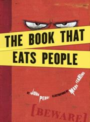Cover of: The book that eats people | John Perry