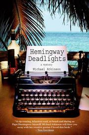 Cover of: Hemingway deadlights by Atkinson, Michael