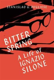 Cover of: Bitter Spring by Stanislao G. Pugliese