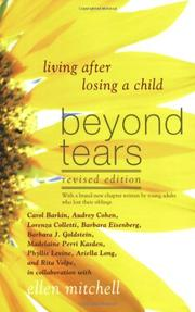 Cover of: Beyond tears |
