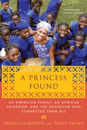 Cover of: A Princess Found by Tracy Trivas