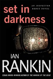 Cover of: Set in Darkness | Ian Rankin