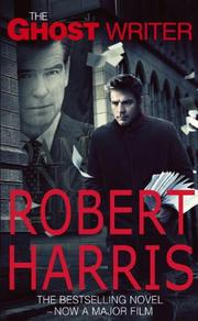 Cover of: The Ghost Writer by Harris, Robert
