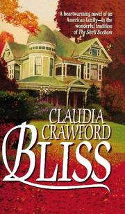 Cover of: Bliss by Claudia Crawford