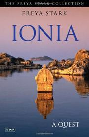 Cover of: Ionia by Freya Stark