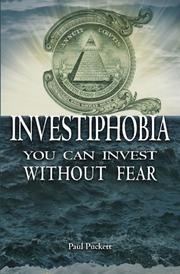 Cover of: Investiphobia by Paul E. Puckett Jr.