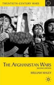 Cover of: The Afghanistan Wars | William Maley