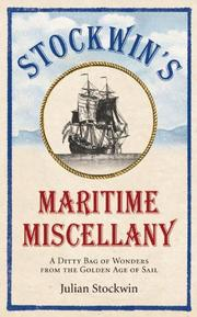 Cover of: Stockwin's Maritime Miscellany | Julian Stockwin