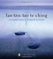 Cover of: Lao Tzu | Ursula K. Le Guin