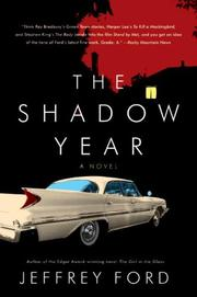 Cover of: The Shadow Year | Jeffrey Ford