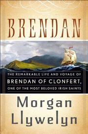 Cover of: Brendan by Morgan Llywelyn