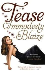 Cover of: Tease | Immodesty Blaize