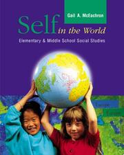 Cover of: Self in the World by Gail McEachron