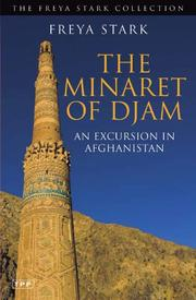 Cover of: The Minaret of Djam by Freya Stark