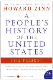 Cover of: A People's History of the United States | Howard Zinn
