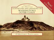 Cover of: Lighthouses and Lifesaving on Washington's Outer Coast (Postcard of America) by William S. Hanable